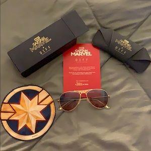 Captain Marvel Sunglasses